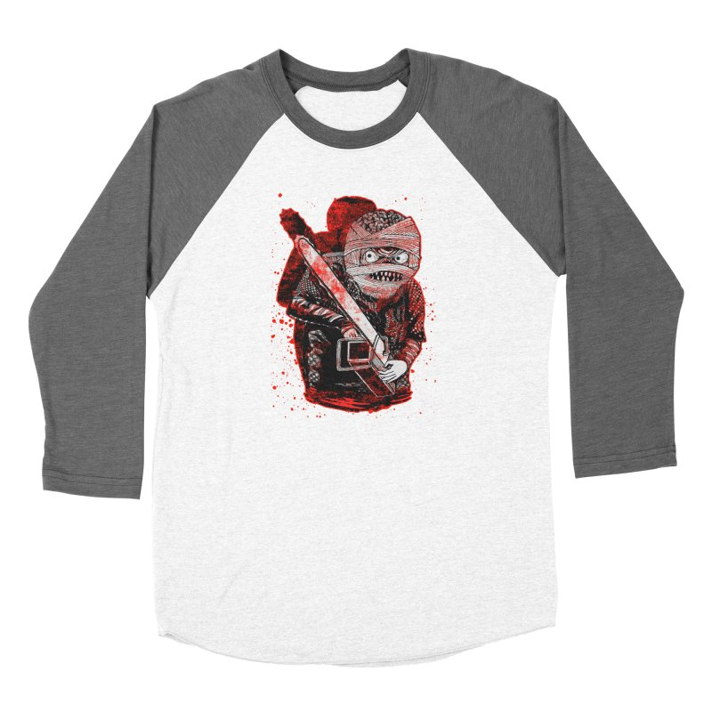 Chainsaw Mummy Women's Longsleeve T-Shirt by miskel's Shop