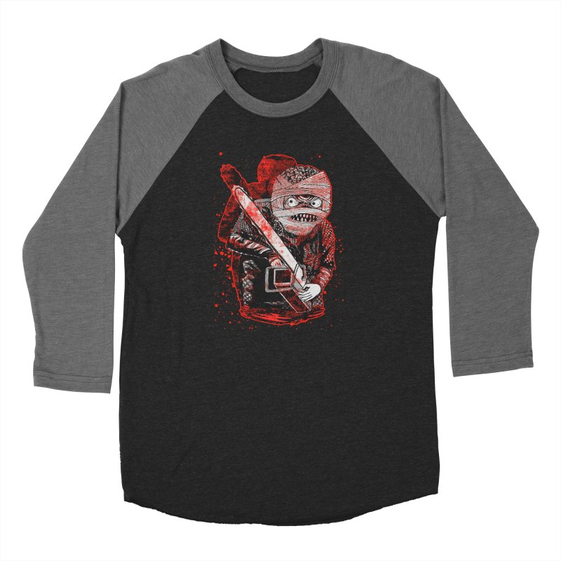 Chainsaw Mummy Women's Longsleeve T-Shirt by miskel's Shop