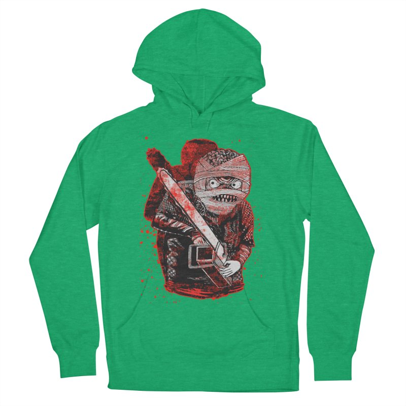 Chainsaw Mummy Women's French Terry Pullover Hoody by miskel's Shop