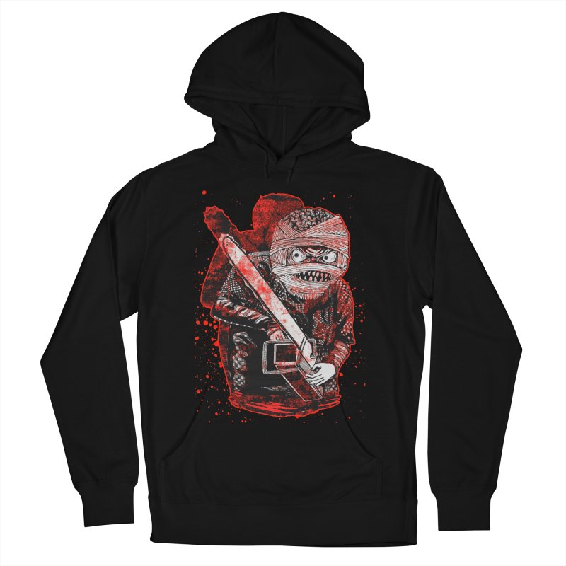Chainsaw Mummy Women's Pullover Hoody by miskel's Shop