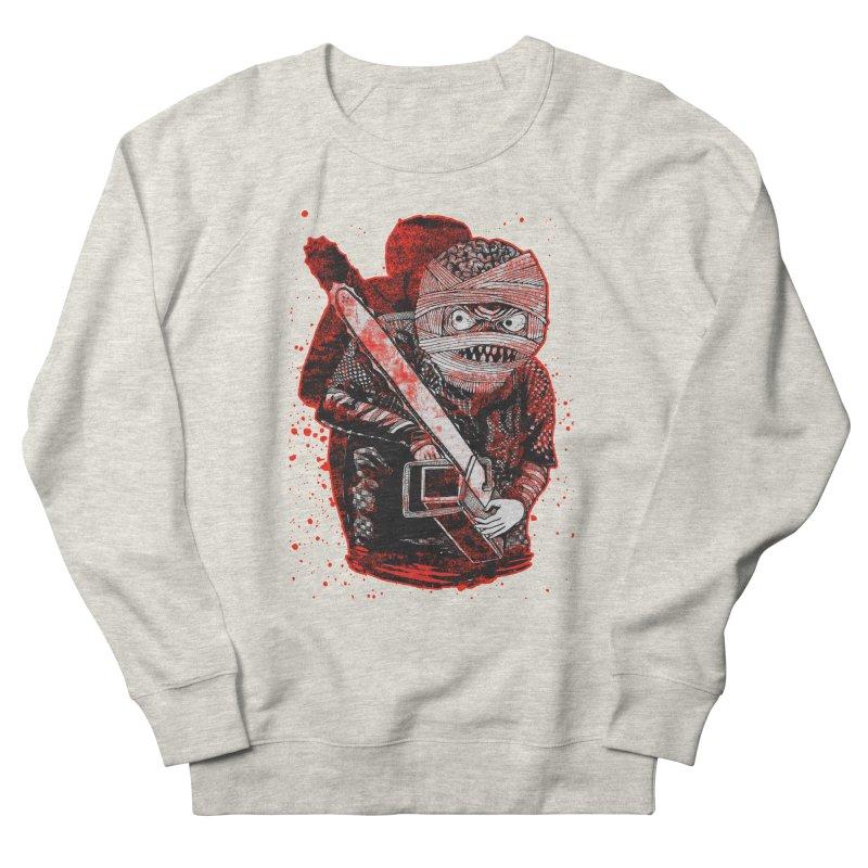 Chainsaw Mummy Women's Sweatshirt by miskel's Shop