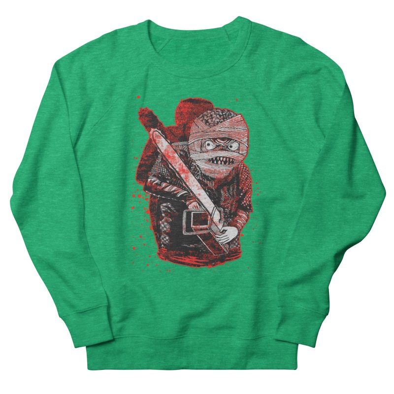 Chainsaw Mummy Men's Sweatshirt by miskel's Shop