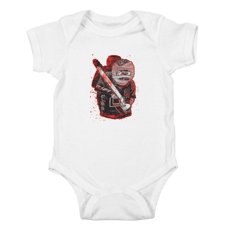 Chainsaw Mummy Kids Baby Bodysuit by miskel's Shop