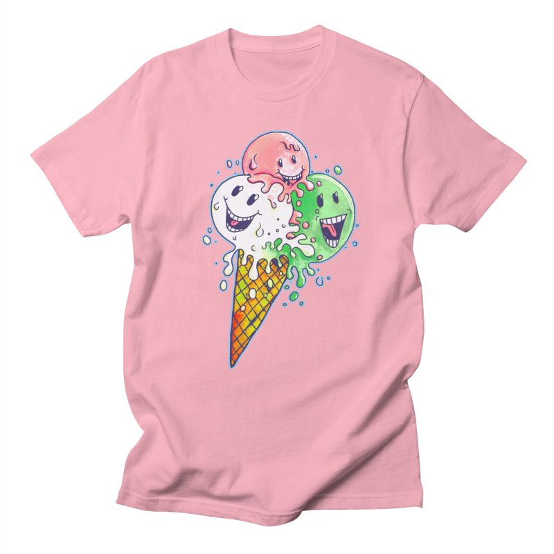 Ice Cream Tee Men's T-Shirt by miskel's Shop
