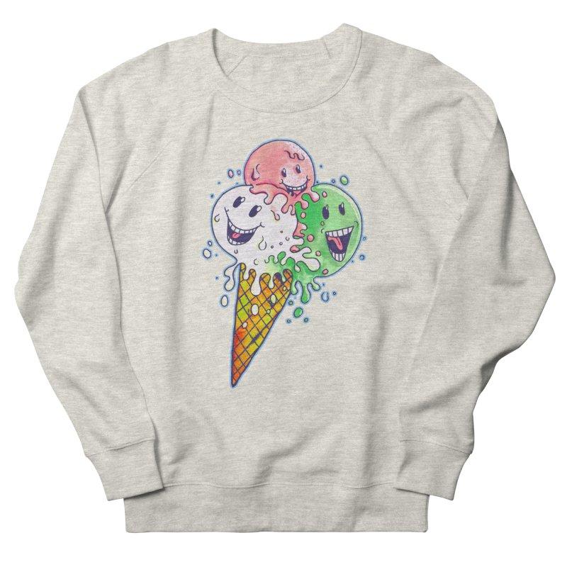 Ice Cream Tee Women's Sweatshirt by miskel's Shop