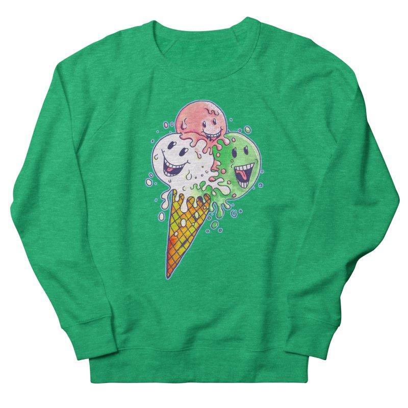 Ice Cream Tee Men's Sweatshirt by miskel's Shop