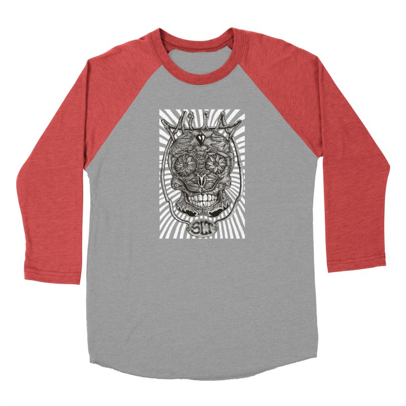 Skull MuM Classic  Men's Longsleeve T-Shirt by miskel's Shop