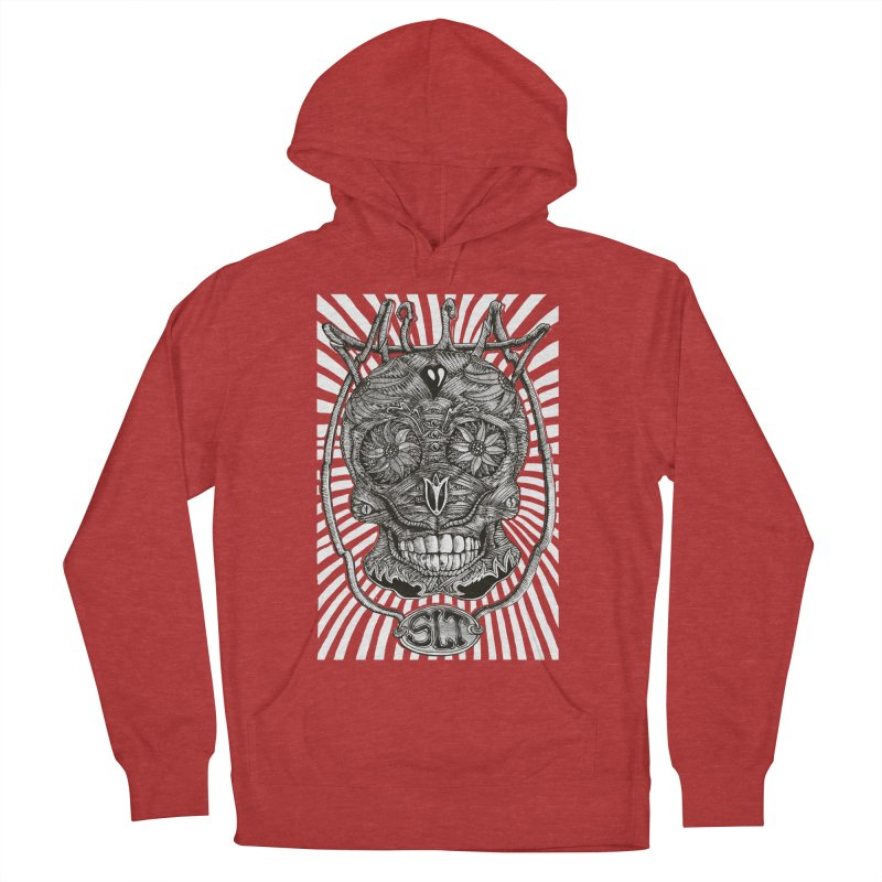 Skull MuM Classic  Women's Pullover Hoody by miskel's Shop