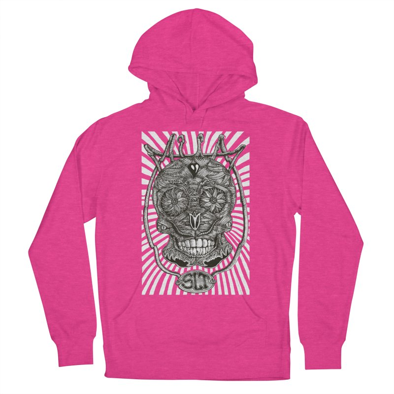 Skull MuM Classic  Women's Pullover Hoody by miskel's Shop