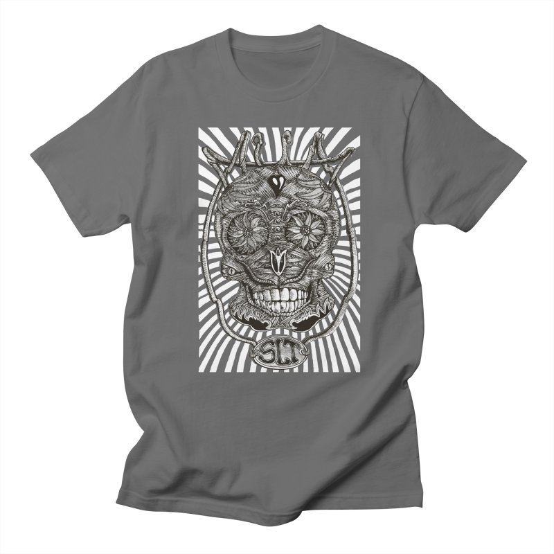 Skull MuM Classic  Men's T-Shirt by miskel's Shop