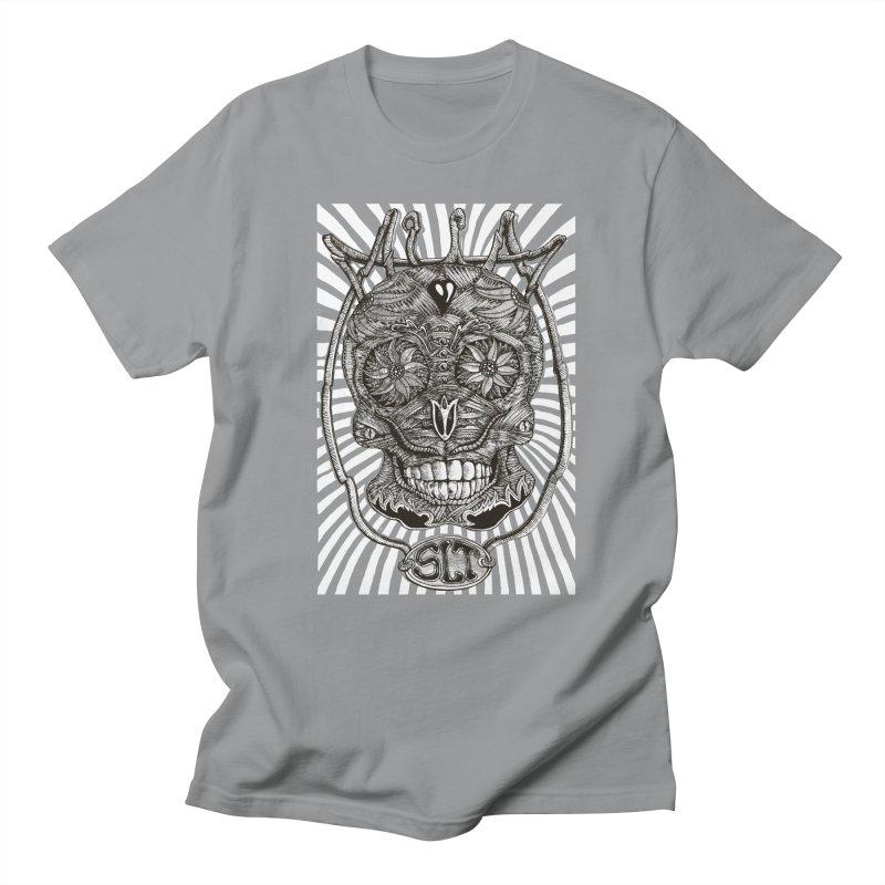 Skull MuM Classic  Men's Regular T-Shirt by miskel's Shop