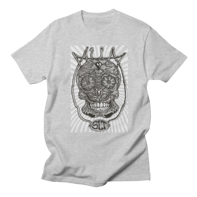Skull MuM Classic  Men's Regular T-Shirt by miskel's Shop