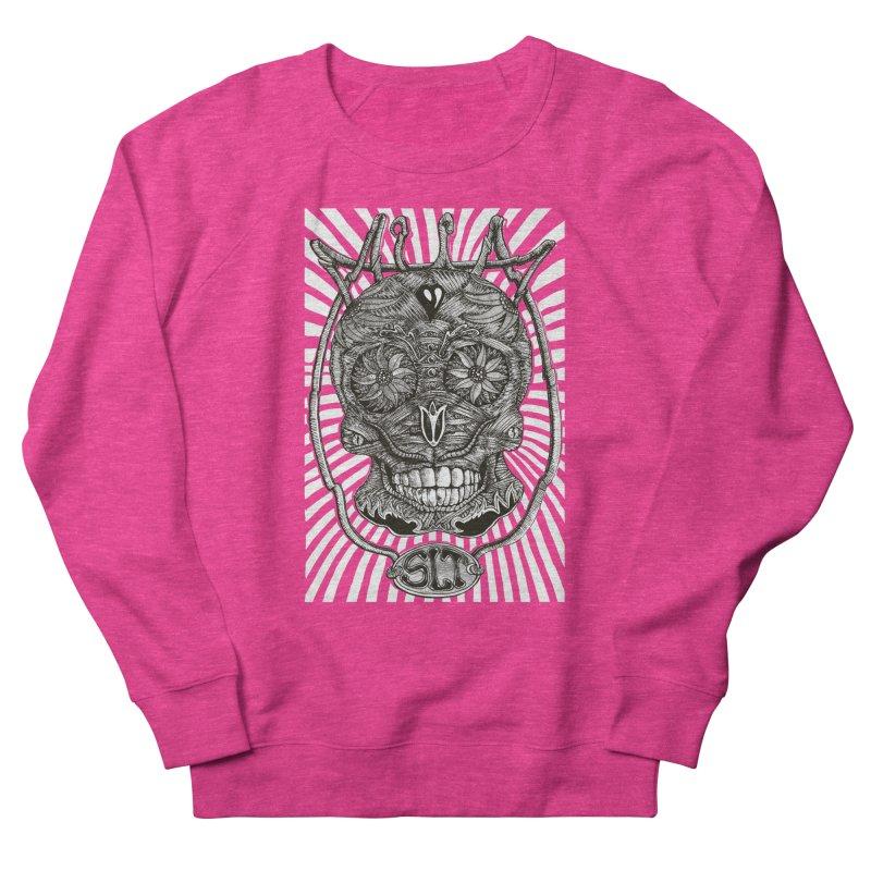 Skull MuM Classic  Women's French Terry Sweatshirt by miskel's Shop