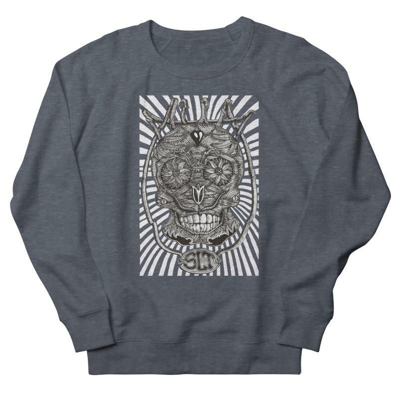 Skull MuM Classic  Men's Sweatshirt by miskel's Shop