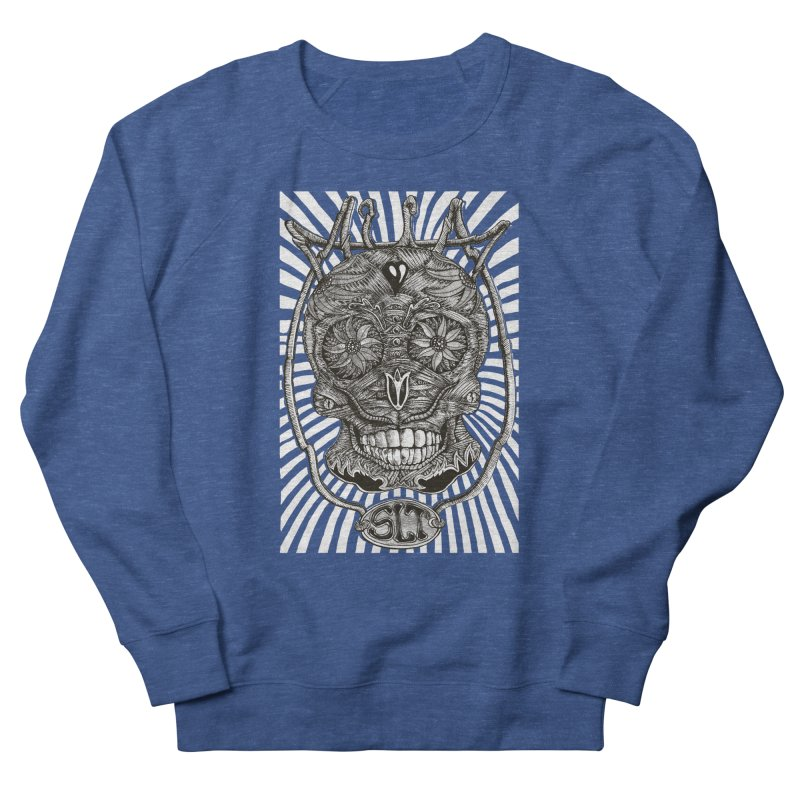 Skull MuM Classic  Men's Sweatshirt by miskel's Shop