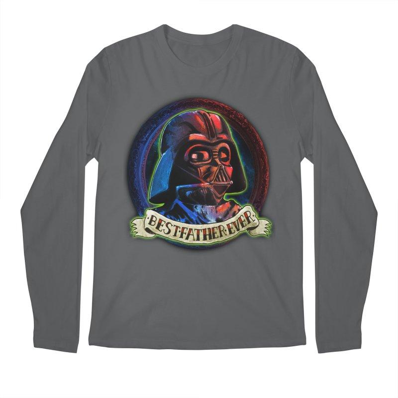 Best Father Ever Men's Longsleeve T-Shirt by miskel's Shop