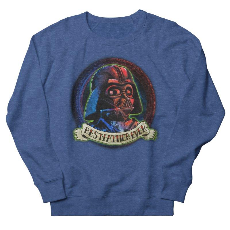 Best Father Ever Men's Sweatshirt by miskel's Shop