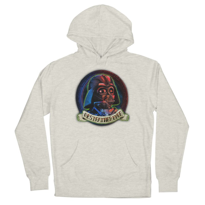 Best Father Ever Men's Pullover Hoody by miskel's Shop
