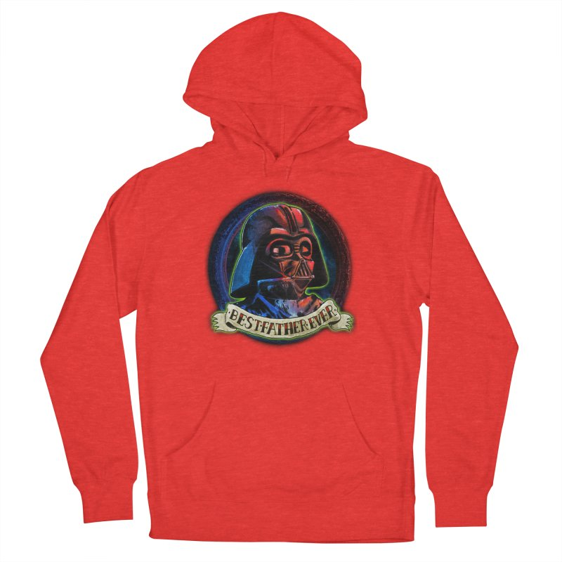 Best Father Ever Women's Pullover Hoody by miskel's Shop