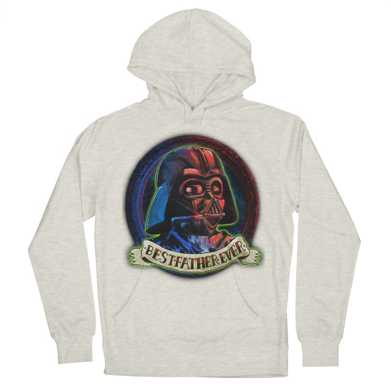 Best Father Ever Men's French Terry Pullover Hoody by miskel's Shop