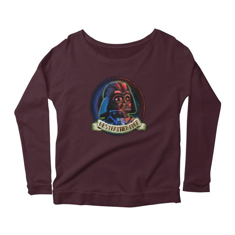 Best Father Ever Women's Longsleeve T-Shirt by miskel's Shop