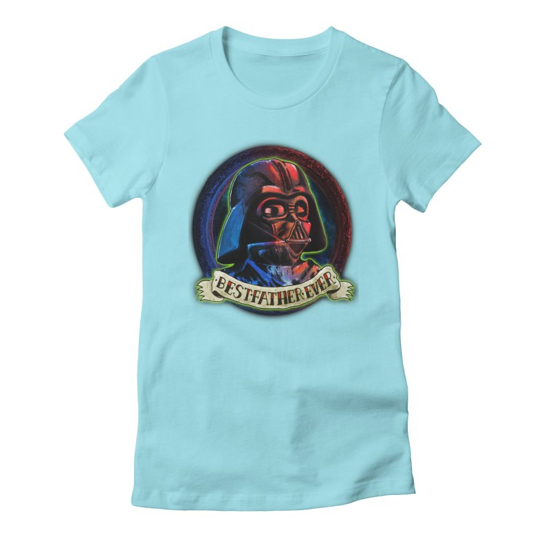 Best Father Ever Women's T-Shirt by miskel's Shop