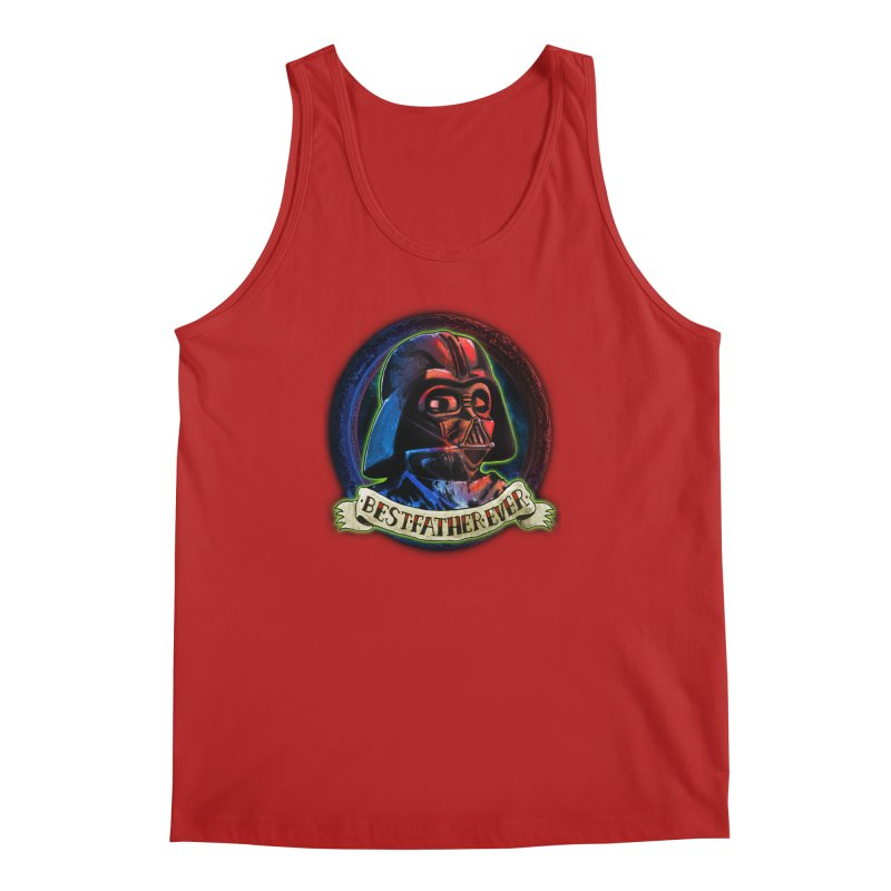 Best Father Ever Men's Tank by miskel's Shop