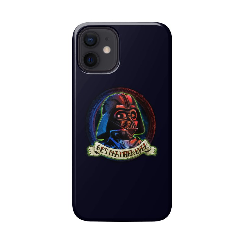 Best Father Ever Accessories Phone Case by miskel's Shop