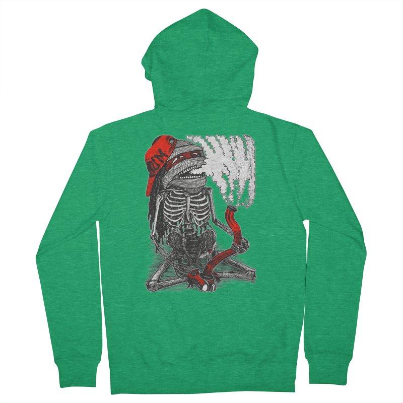The Sbonger Men's Zip-Up Hoody by miskel's Shop