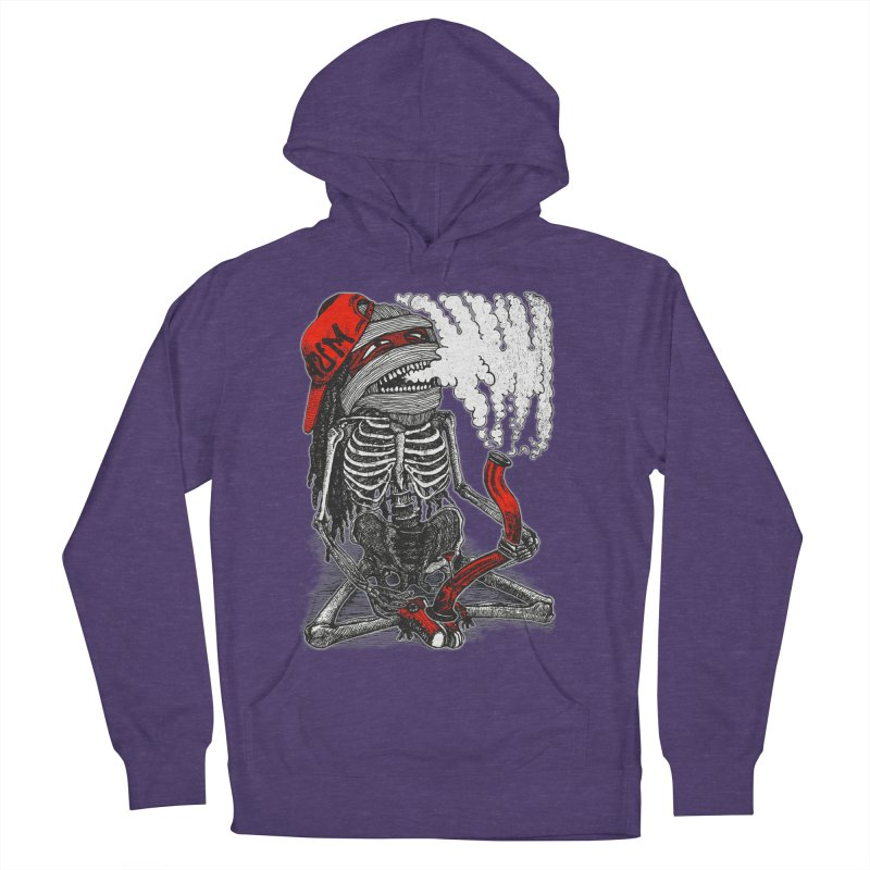 The Sbonger Women's French Terry Pullover Hoody by miskel's Shop
