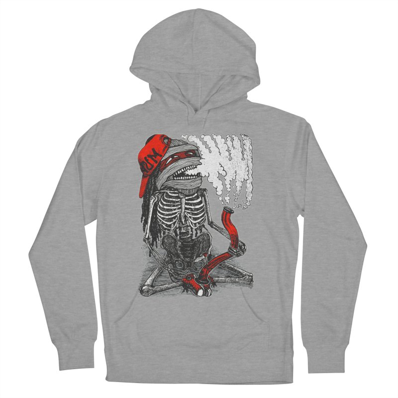 The Sbonger Men's French Terry Pullover Hoody by miskel's Shop