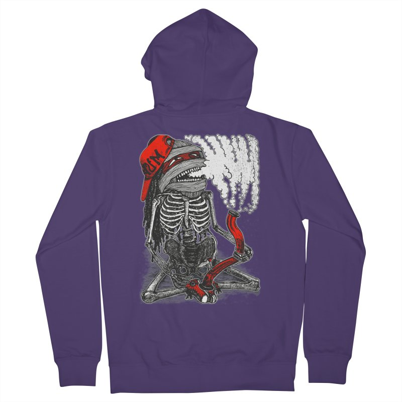 The Sbonger Women's French Terry Zip-Up Hoody by miskel's Shop