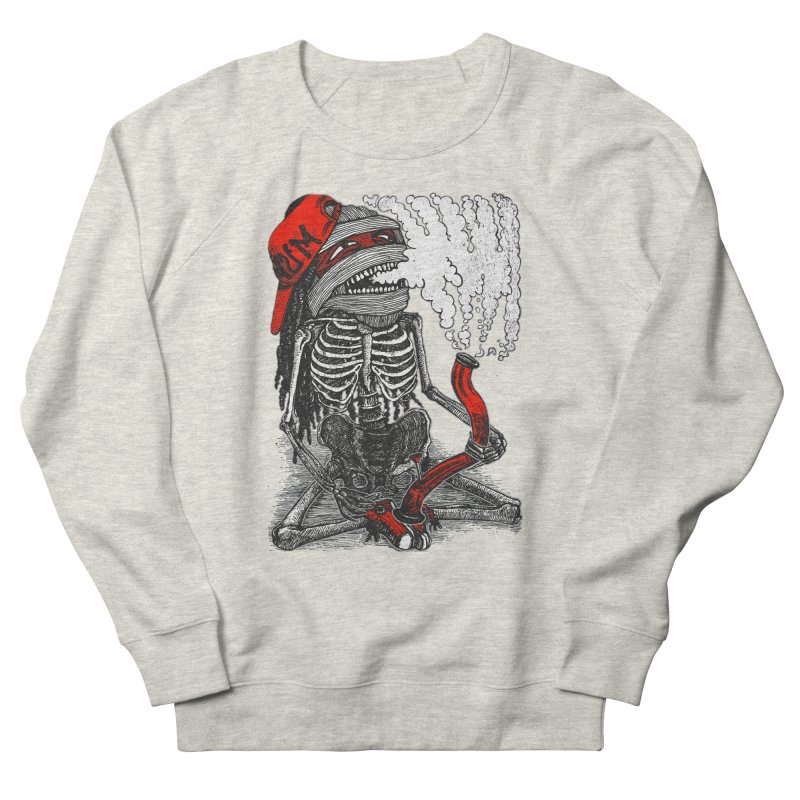 The Sbonger Men's French Terry Sweatshirt by miskel's Shop