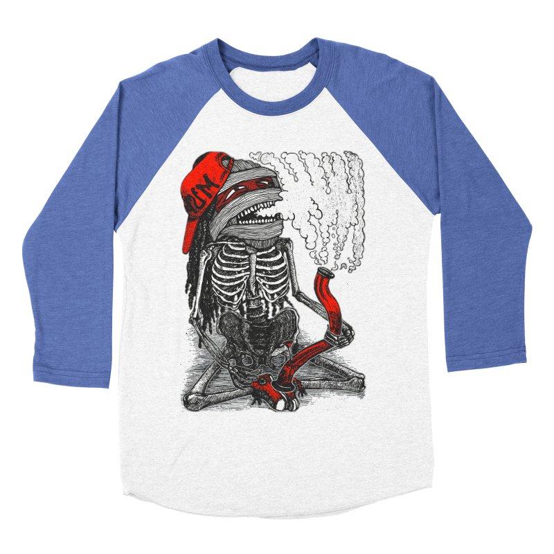 The Sbonger Men's Baseball Triblend Longsleeve T-Shirt by miskel's Shop