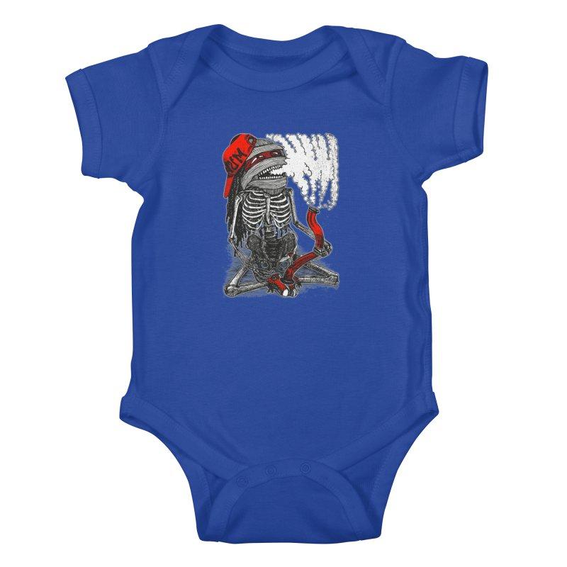 The Sbonger Kids Baby Bodysuit by miskel's Shop