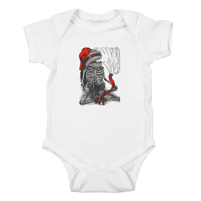 The Sbonger Kids Baby Bodysuit by miskel's Shop