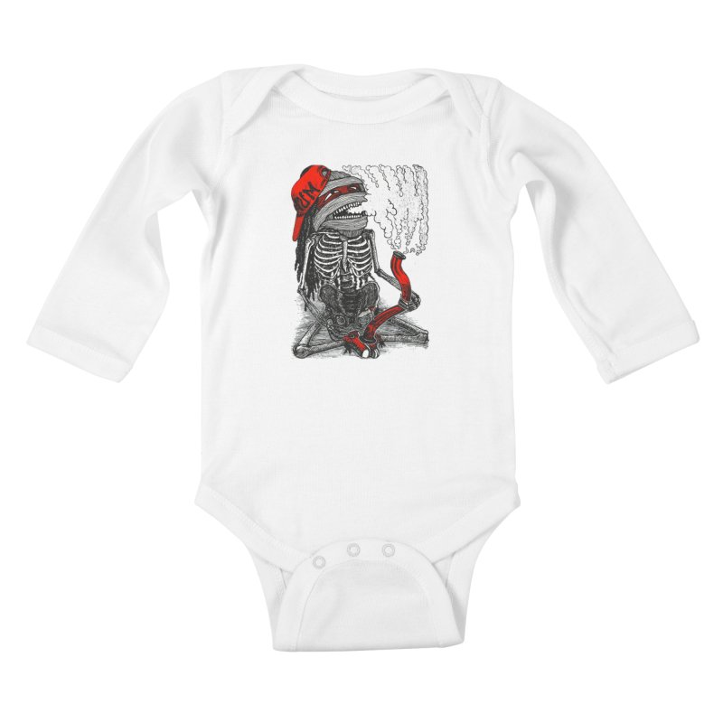 The Sbonger Kids Baby Longsleeve Bodysuit by miskel's Shop