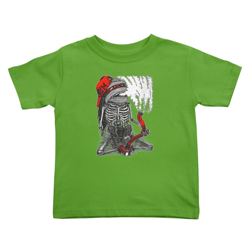 The Sbonger Kids Toddler T-Shirt by miskel's Shop