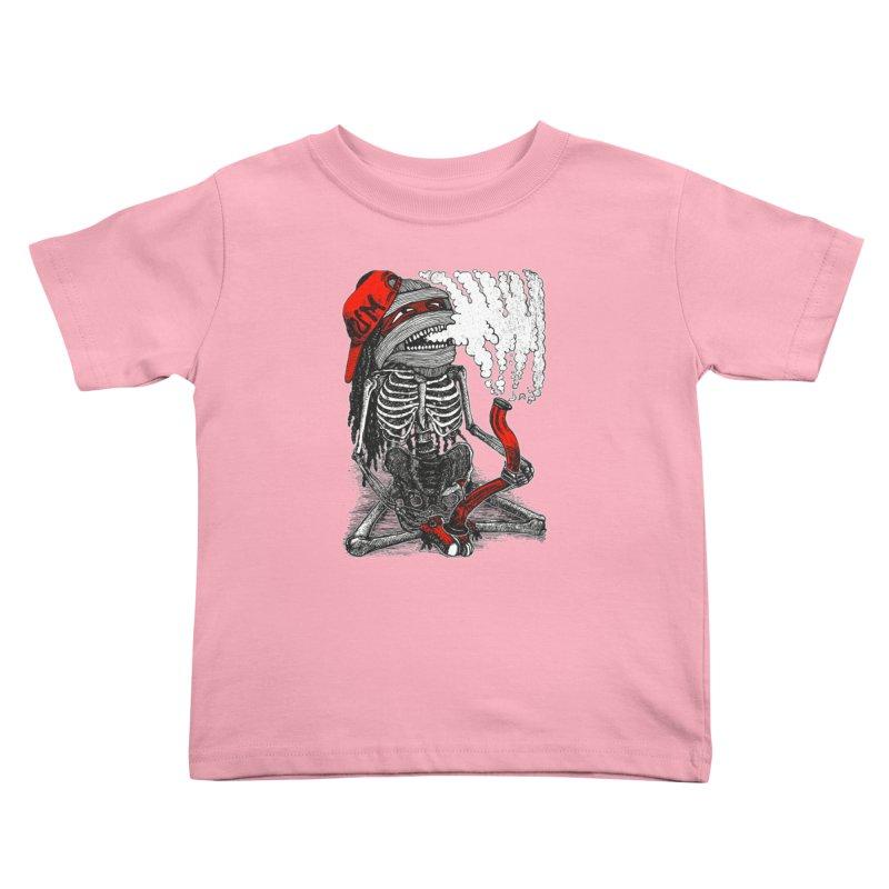 The Sbonger Kids Toddler T-Shirt by miskel's Shop