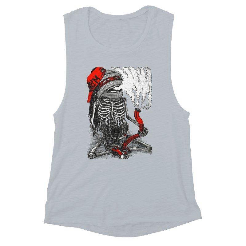 The Sbonger Women's Muscle Tank by miskel's Shop