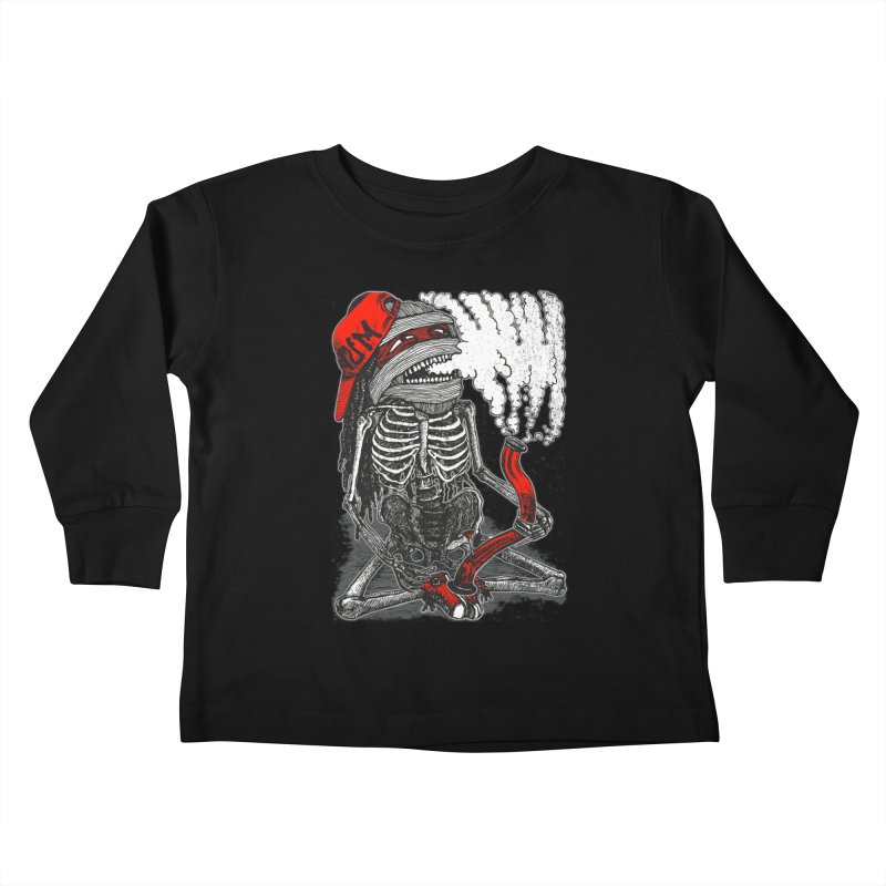 The Sbonger Kids Toddler Longsleeve T-Shirt by miskel's Shop