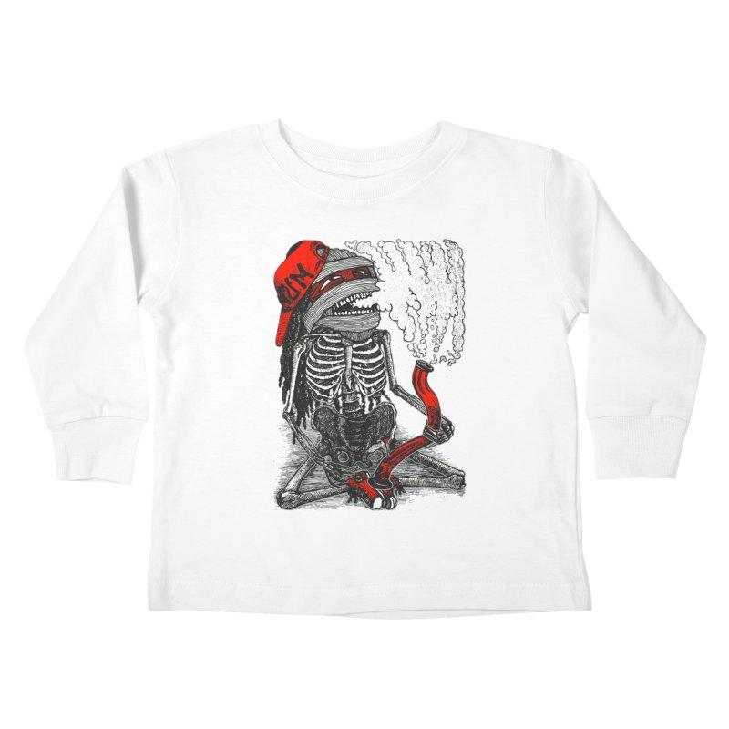 The Sbonger Kids Toddler Longsleeve T-Shirt by miskel's Shop