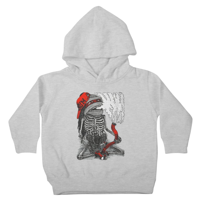 The Sbonger Kids Toddler Pullover Hoody by miskel's Shop