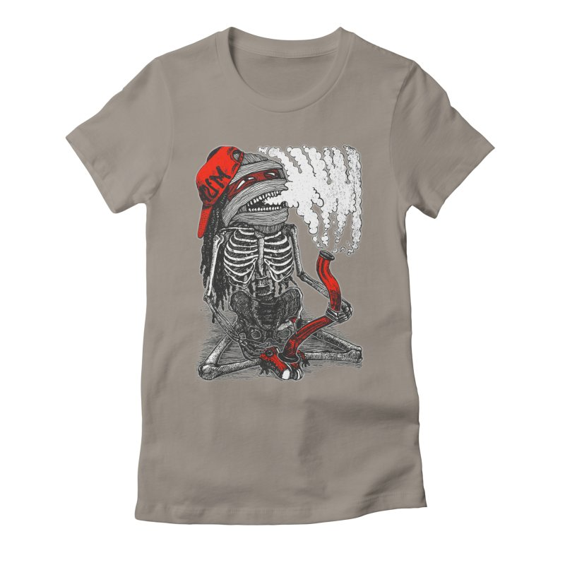 The Sbonger Women's Fitted T-Shirt by miskel's Shop