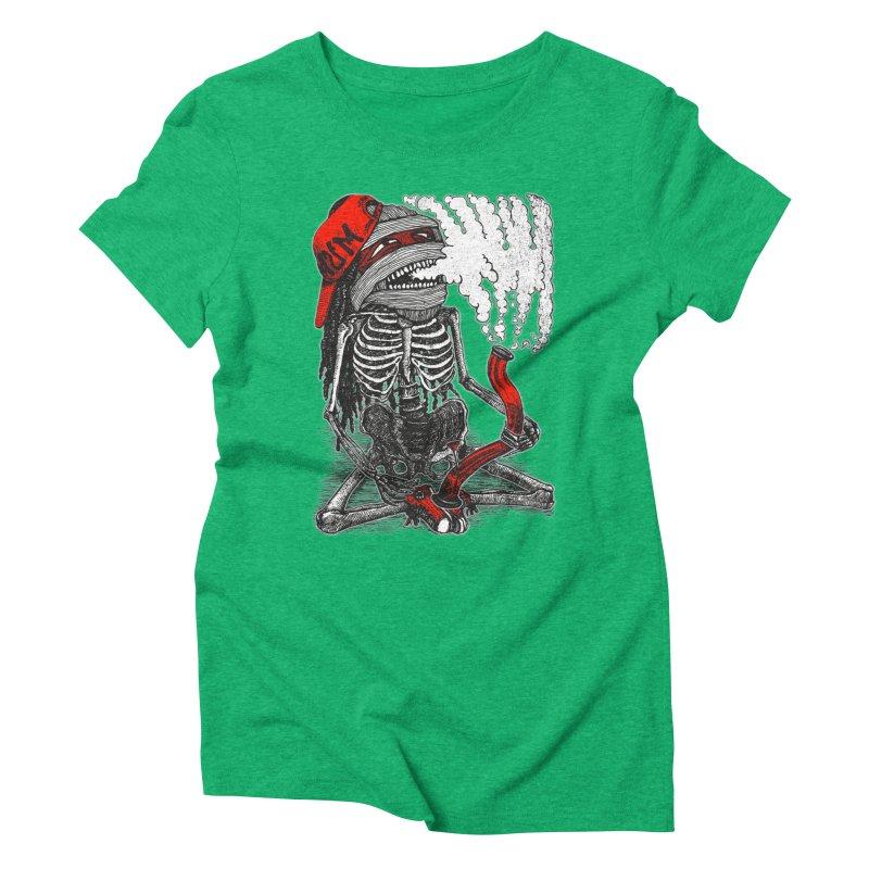The Sbonger Women's Triblend T-Shirt by miskel's Shop