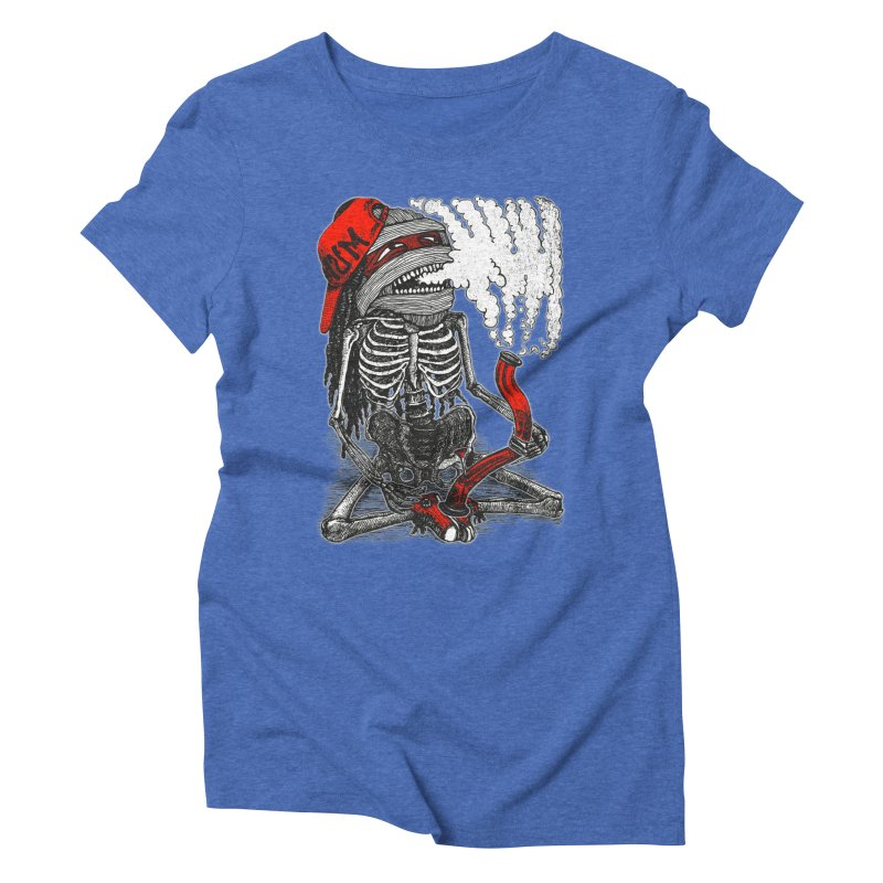 The Sbonger Women's Triblend T-Shirt by miskel's Shop