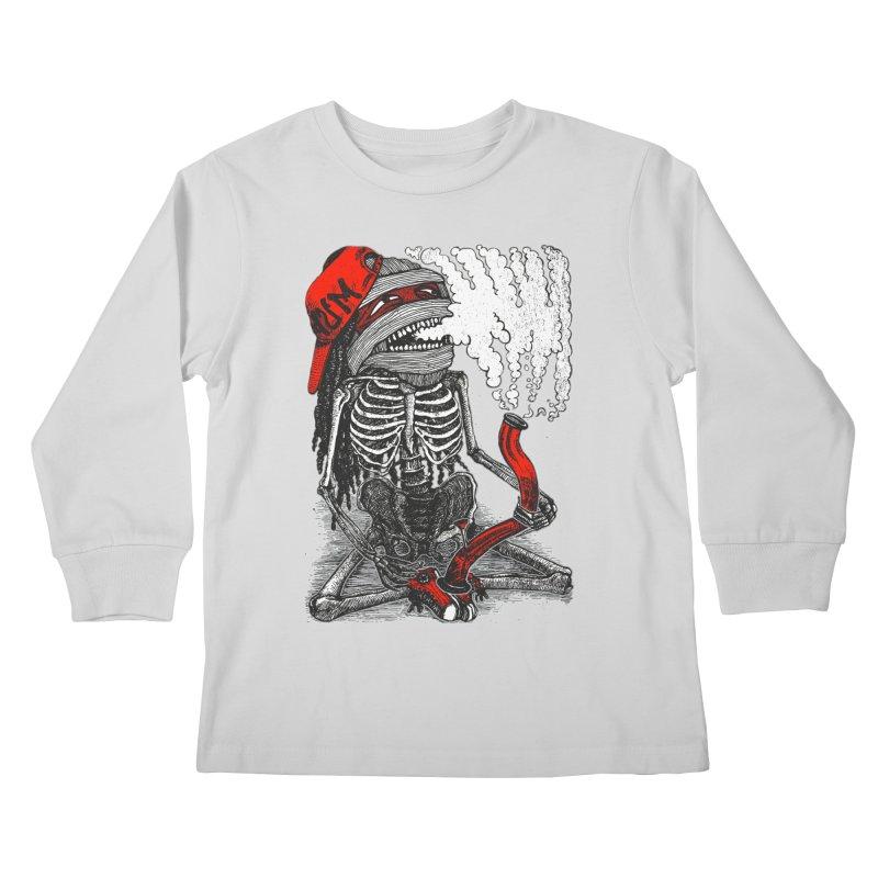 The Sbonger Kids Longsleeve T-Shirt by miskel's Shop