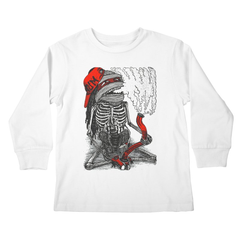 The Sbonger Kids Longsleeve T-Shirt by miskel's Shop