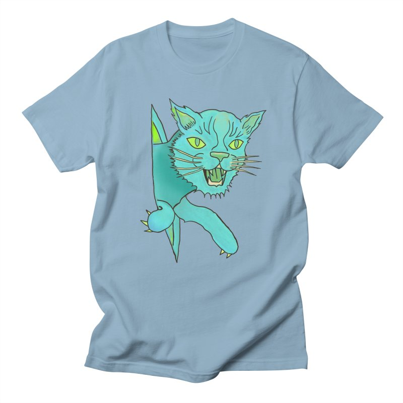 MeoW Men's T-Shirt by miskel's Shop