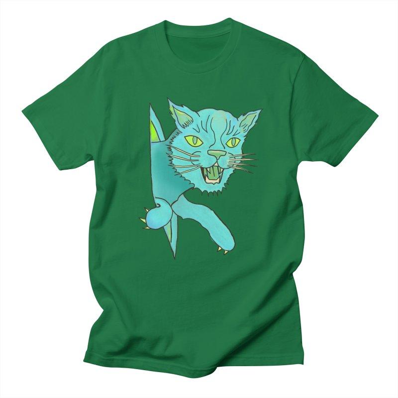MeoW Men's Regular T-Shirt by miskel's Shop